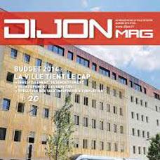 Dijon Mag, Janvier 2014