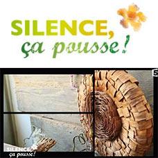 Silence, ça Pousse! Sur France 5, Janvier 2015