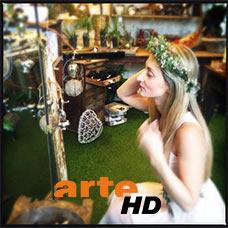 Reportage Avec Estelle Pour Destin D'une Brindille Sur Arte